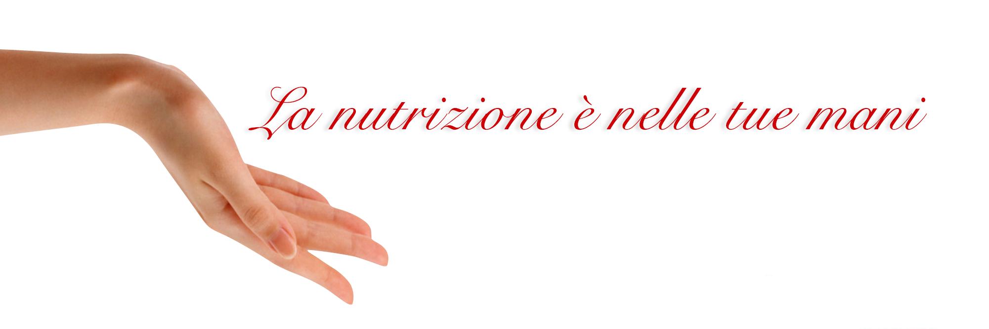 Nutrizione nelle tue mani
